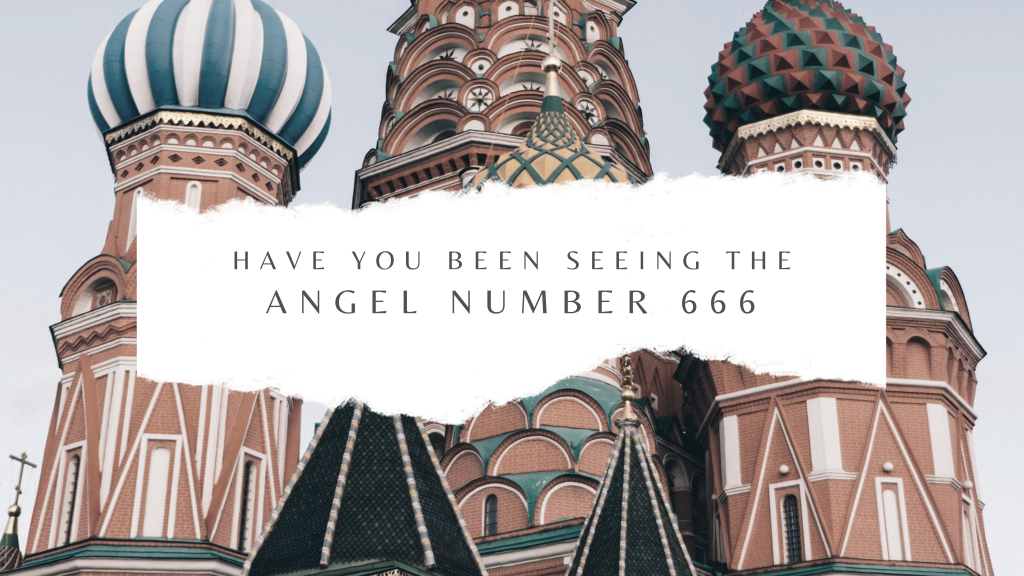 666 Angel number and the meaning of this blessed number.