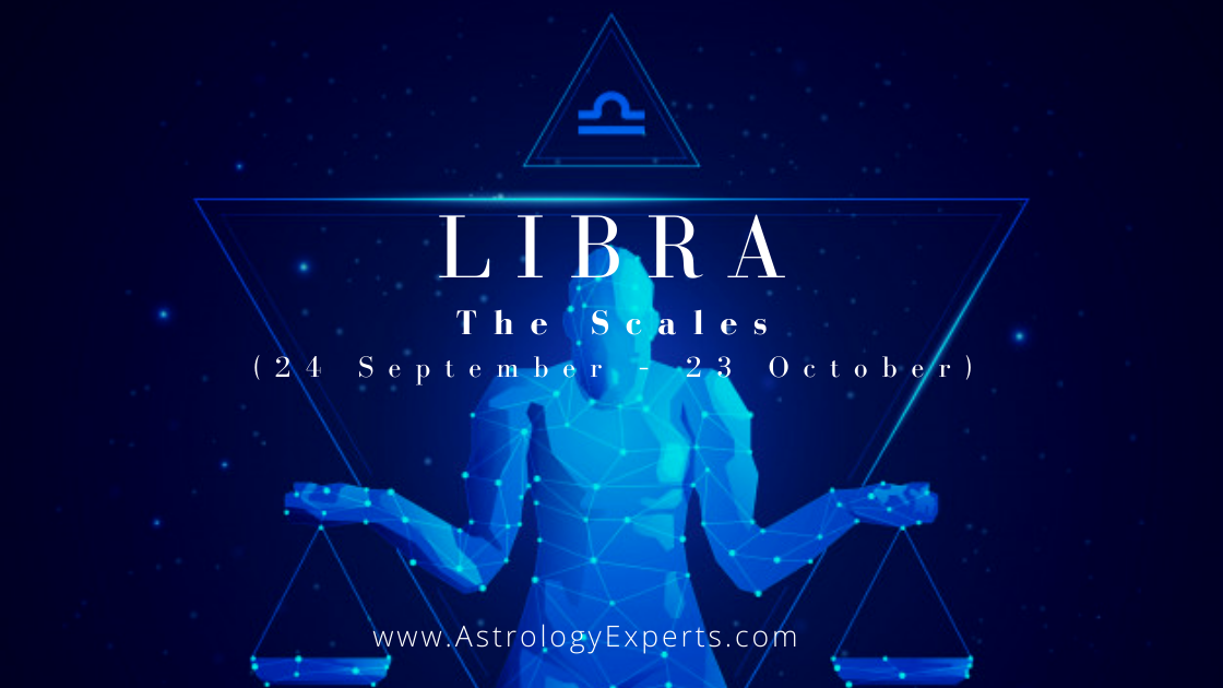 A guide on the Libra horoscope which is represented by the Scales.