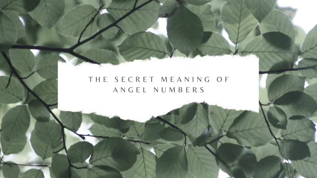 Discover the meaning of angel numbers and what is so special about them